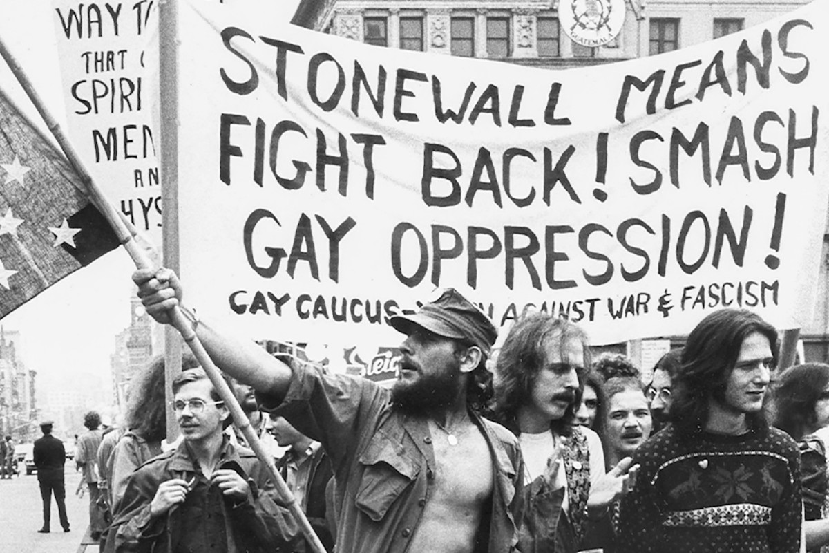 gay pride stone wall 1969