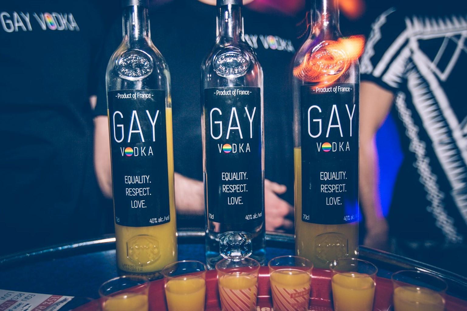 gay vodka auf Rechnung kaufen und kostenloser Versand
