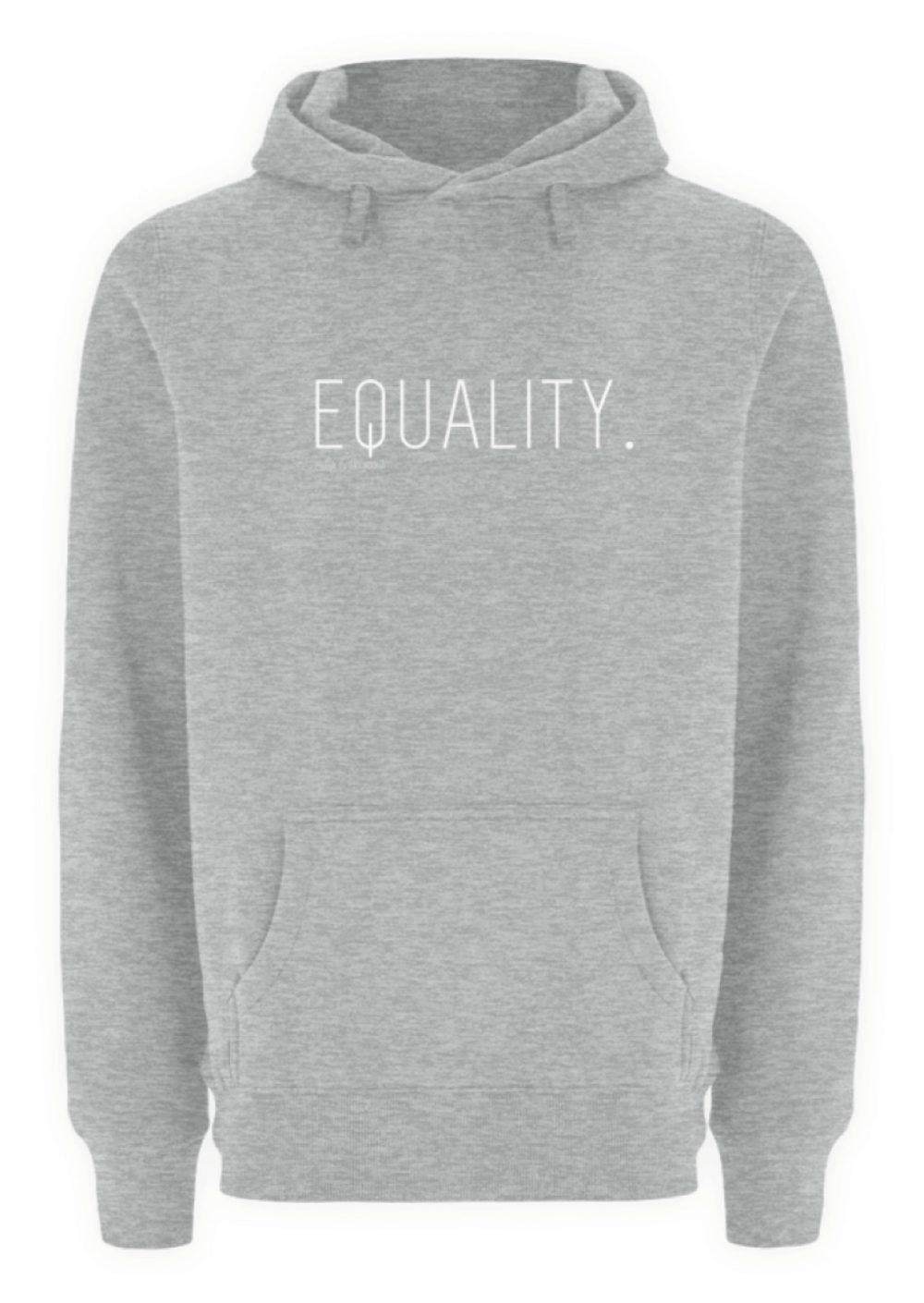 EQUALITY. - Unisex Premium Kapuzenpullover-6807