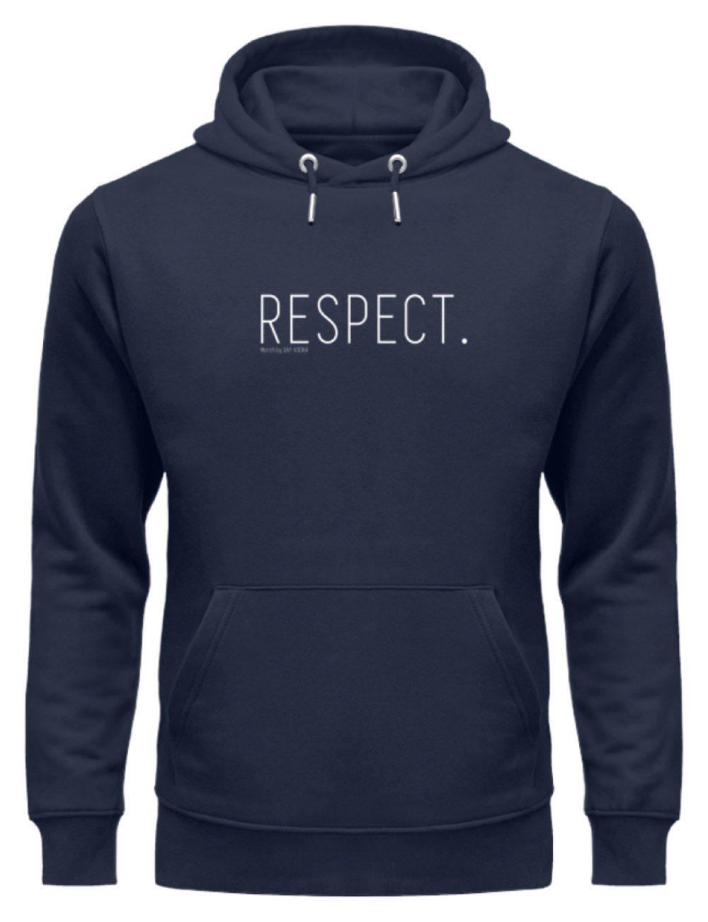 RESPECT. - Unisex Organic Hoodie-6887