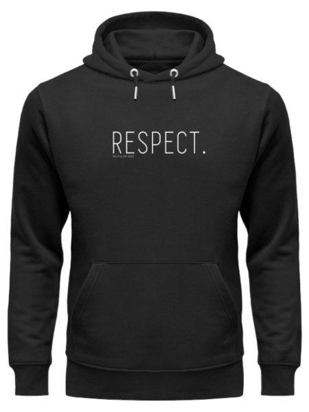 RESPECT. - Unisex Organic Hoodie-16