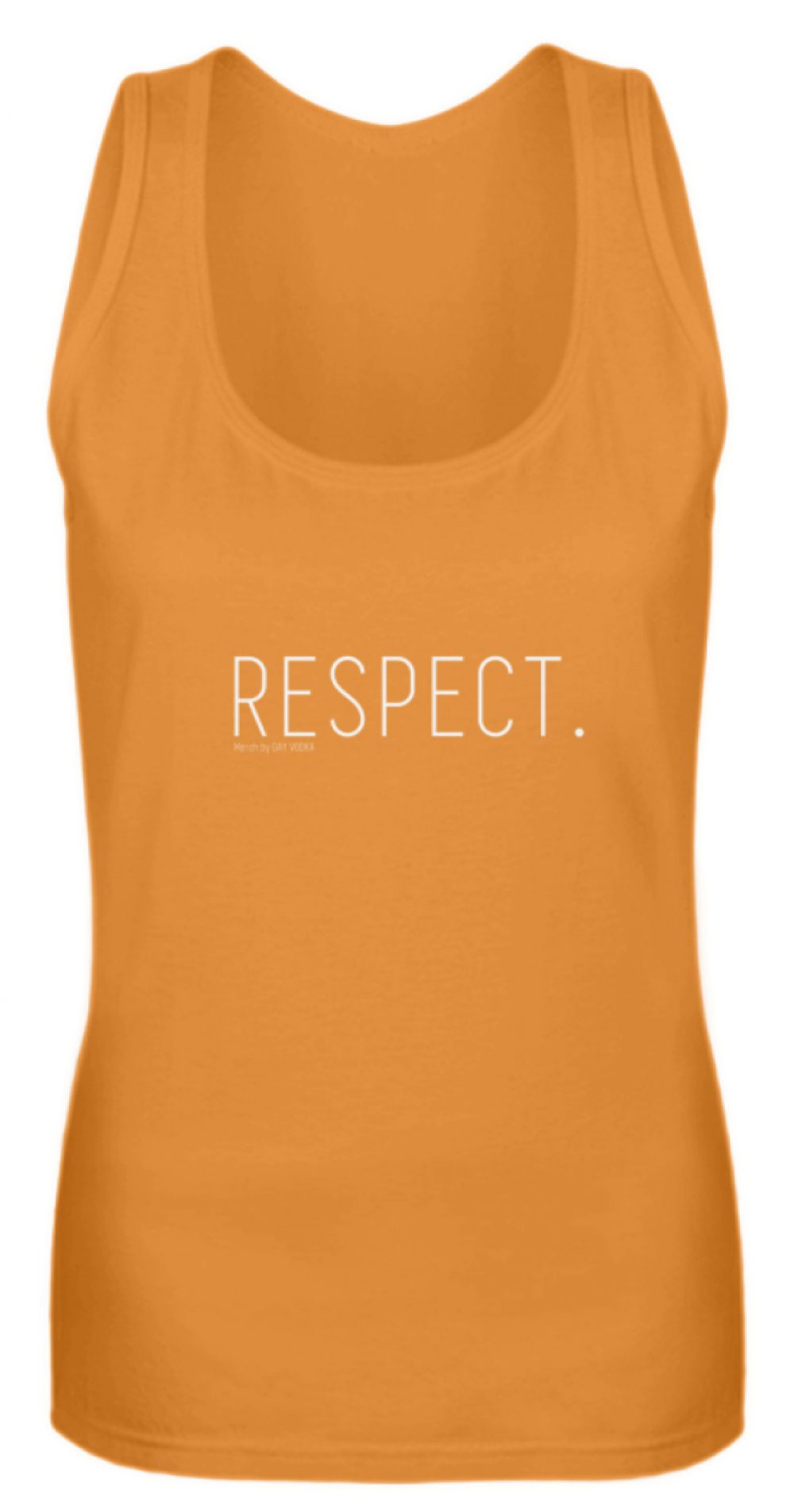 RESPECT. - Frauen Tanktop-20