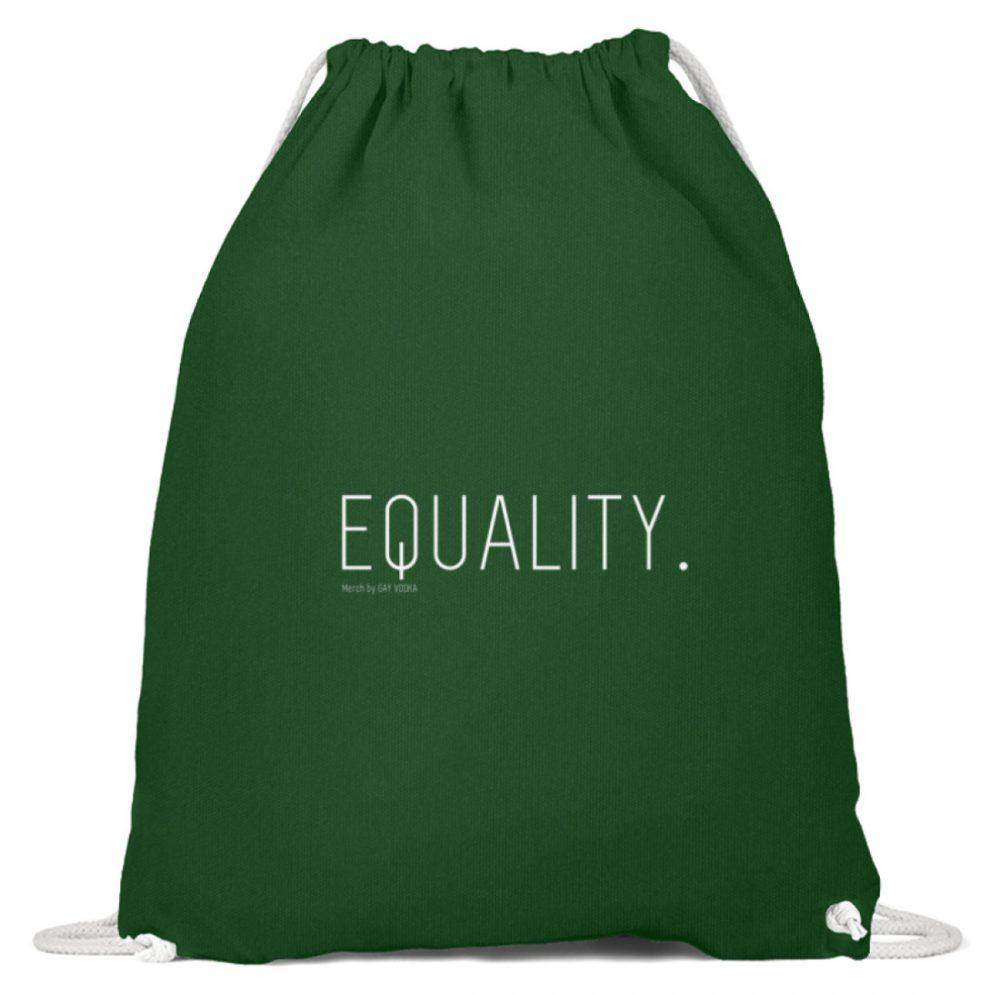 EQUALITY. - Baumwoll Gymsac-833