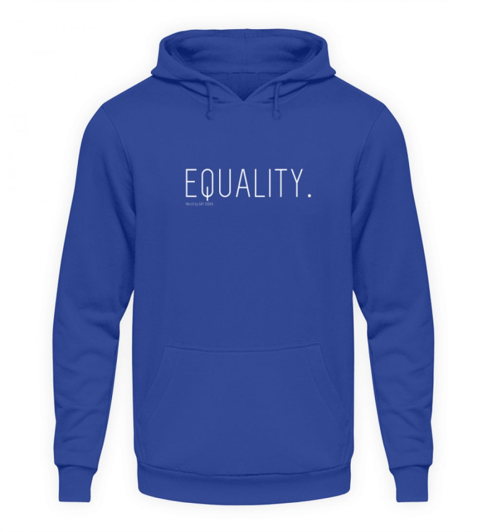 EQUALITY. - Unisex Kapuzenpullover Hoodie-668