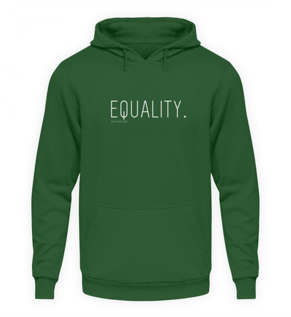 EQUALITY. - Unisex Kapuzenpullover Hoodie-833