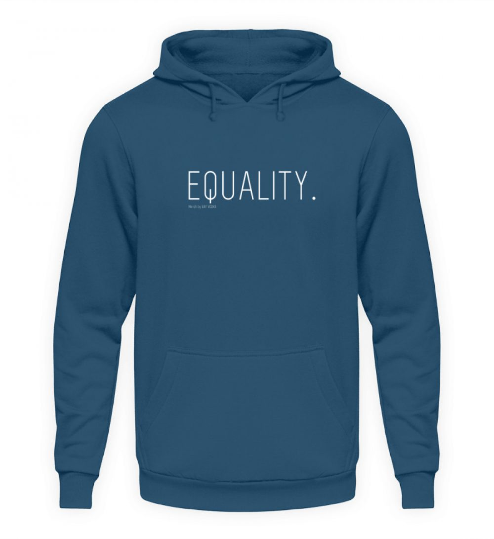 EQUALITY. - Unisex Kapuzenpullover Hoodie-1461