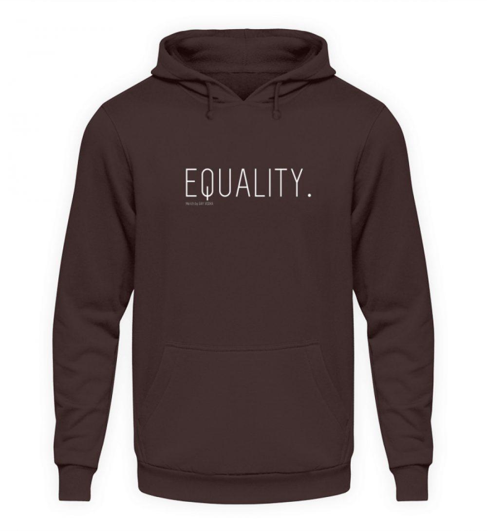 EQUALITY. - Unisex Kapuzenpullover Hoodie-1604