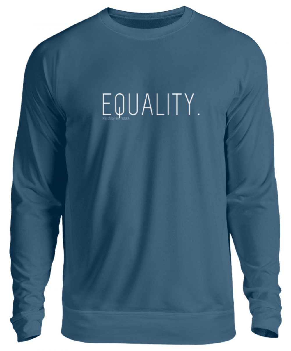 EQUALITY. - Unisex Pullover-1461