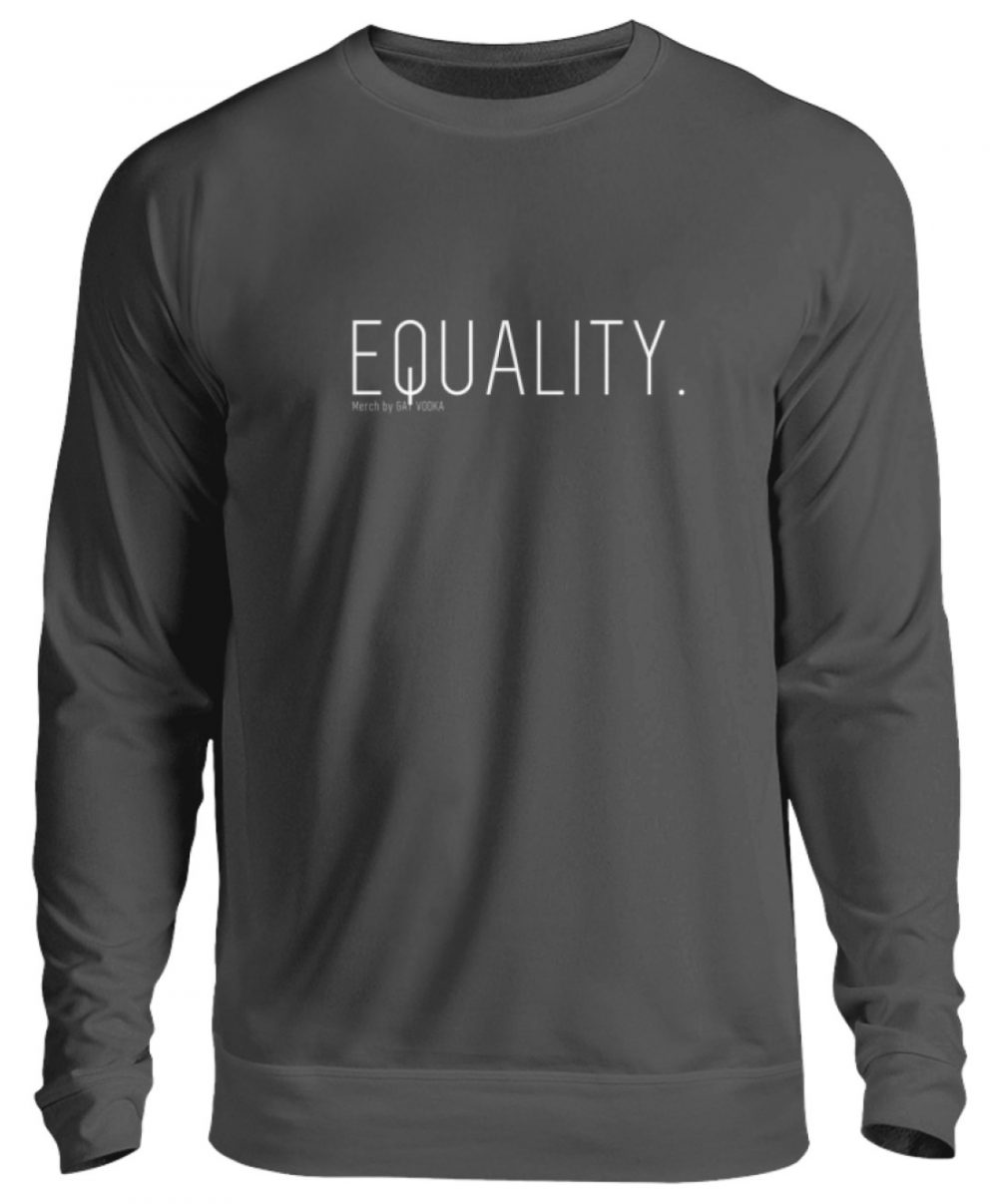 EQUALITY. - Unisex Pullover-1768