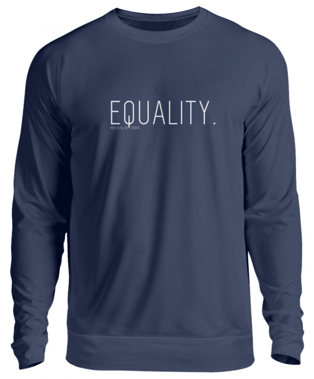 EQUALITY. - Unisex Pullover-1676
