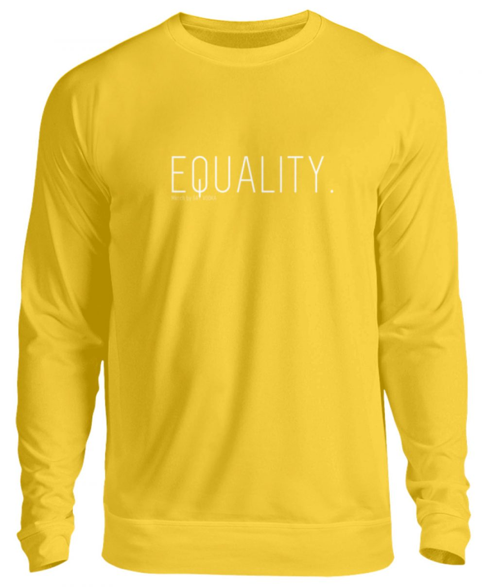 EQUALITY. - Unisex Pullover-1774