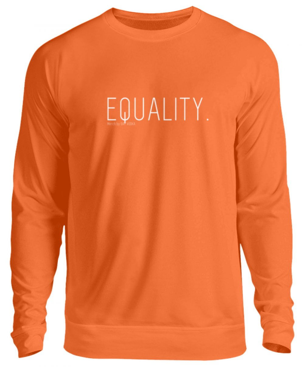 EQUALITY. - Unisex Pullover-1692