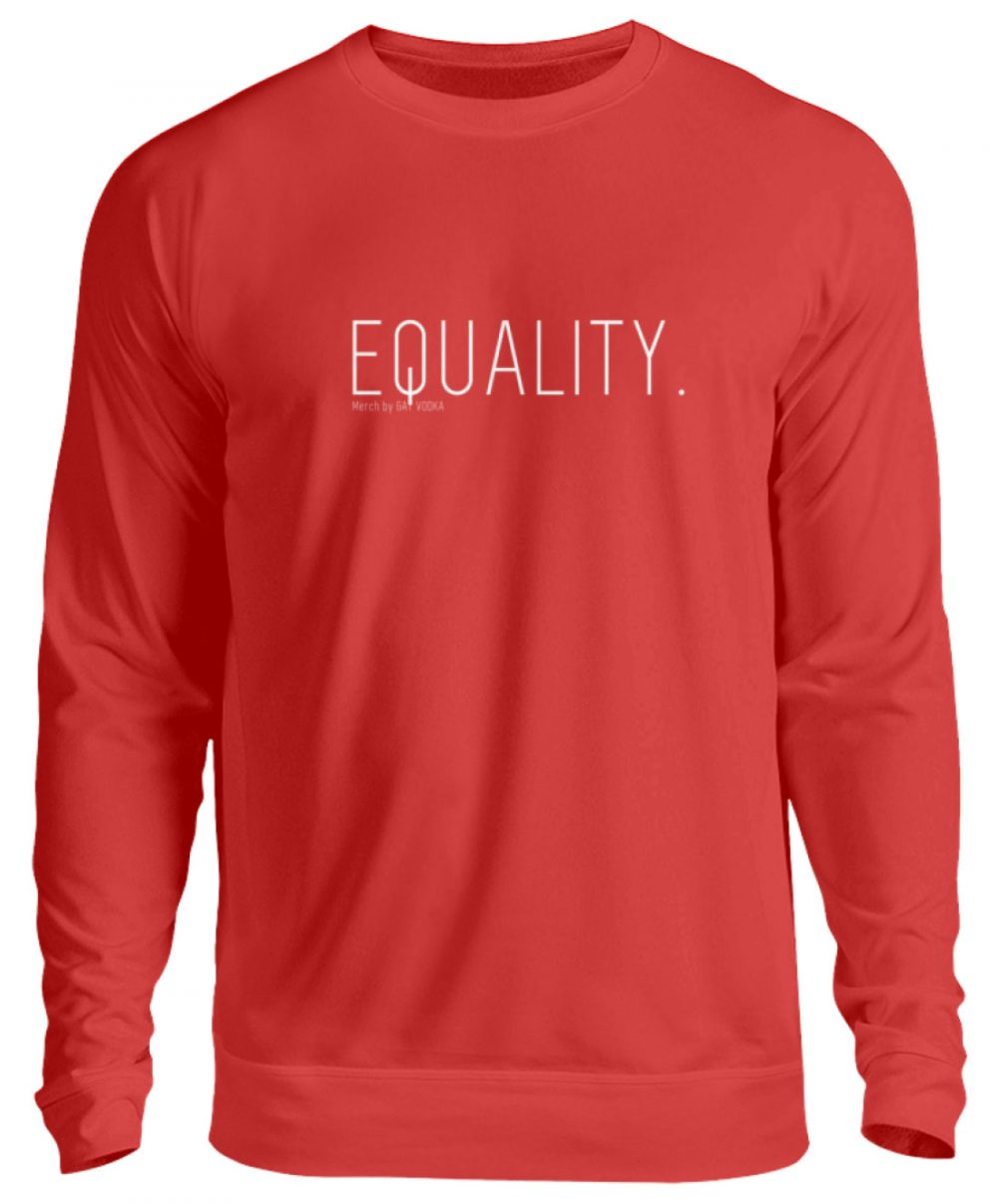 EQUALITY. - Unisex Pullover-1565