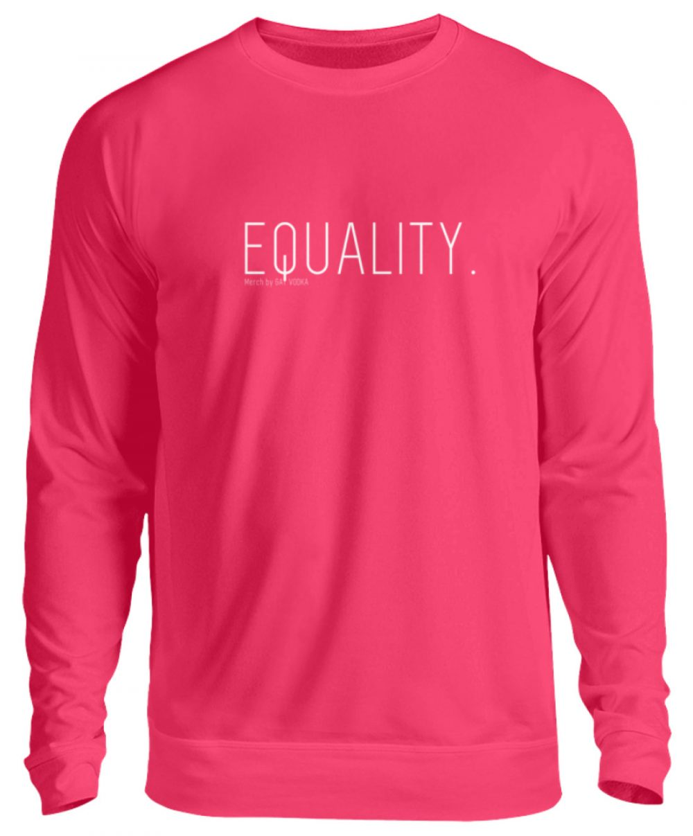EQUALITY. - Unisex Pullover-1610