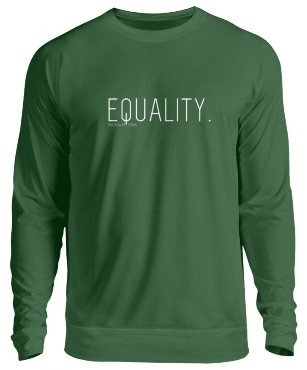 EQUALITY. - Unisex Pullover-833