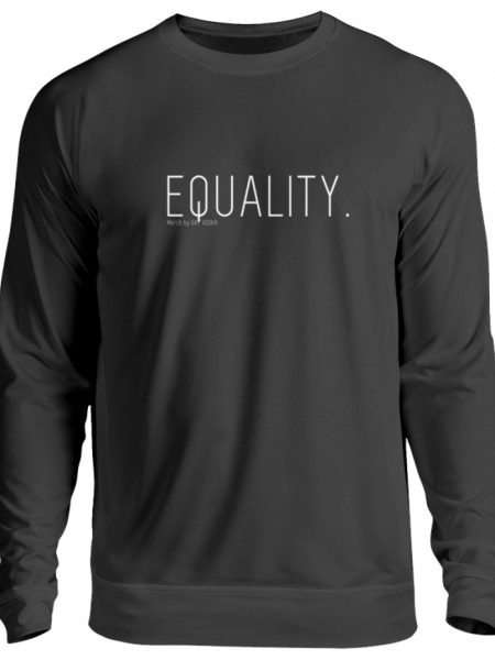 EQUALITY. - Unisex Pullover-1624