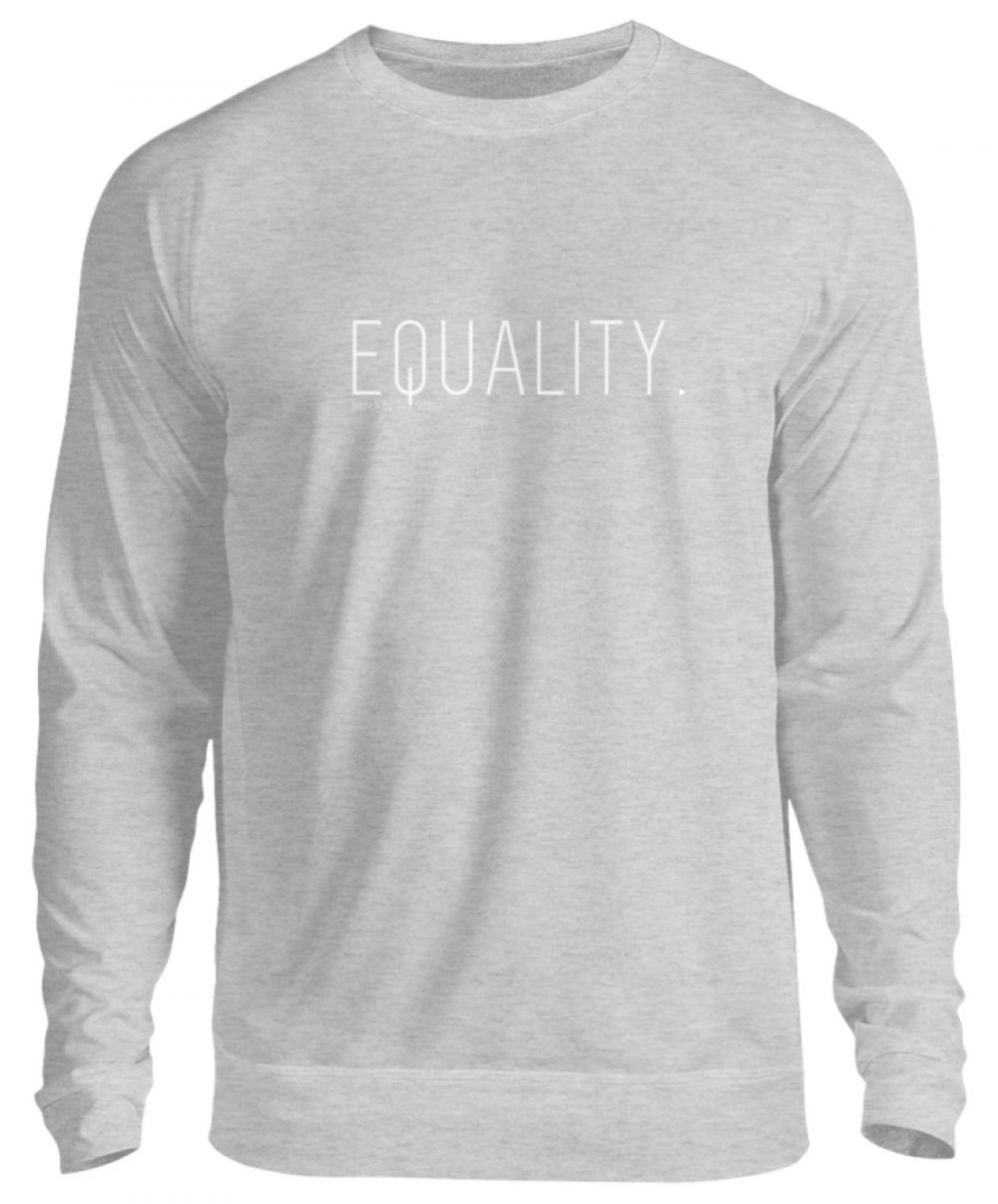 EQUALITY. - Unisex Pullover-17