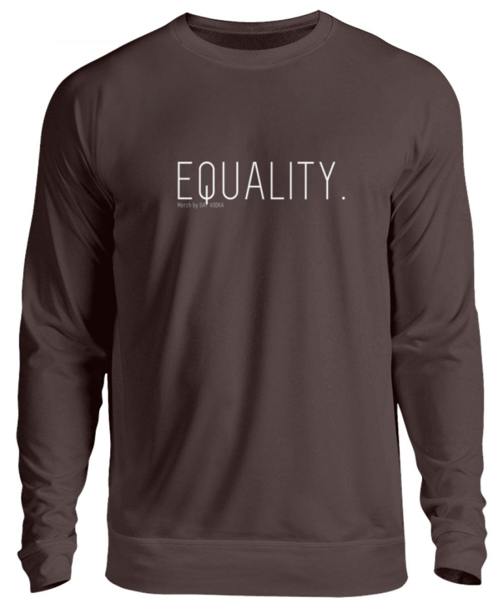 EQUALITY. - Unisex Pullover-1604