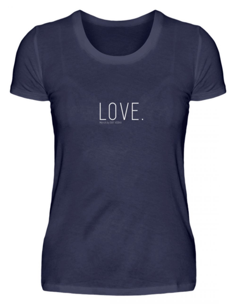 LOVE. - Damenshirt-198