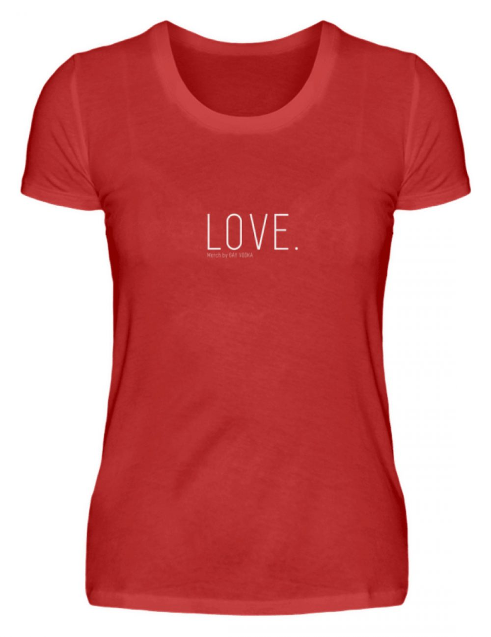 LOVE. - Damenshirt-4