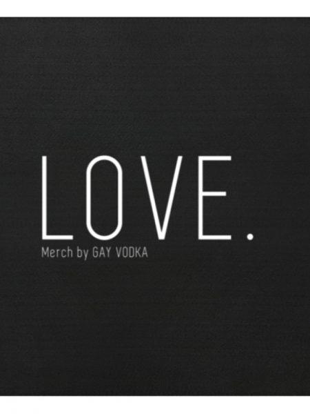 LOVE. - Fußmatte-16