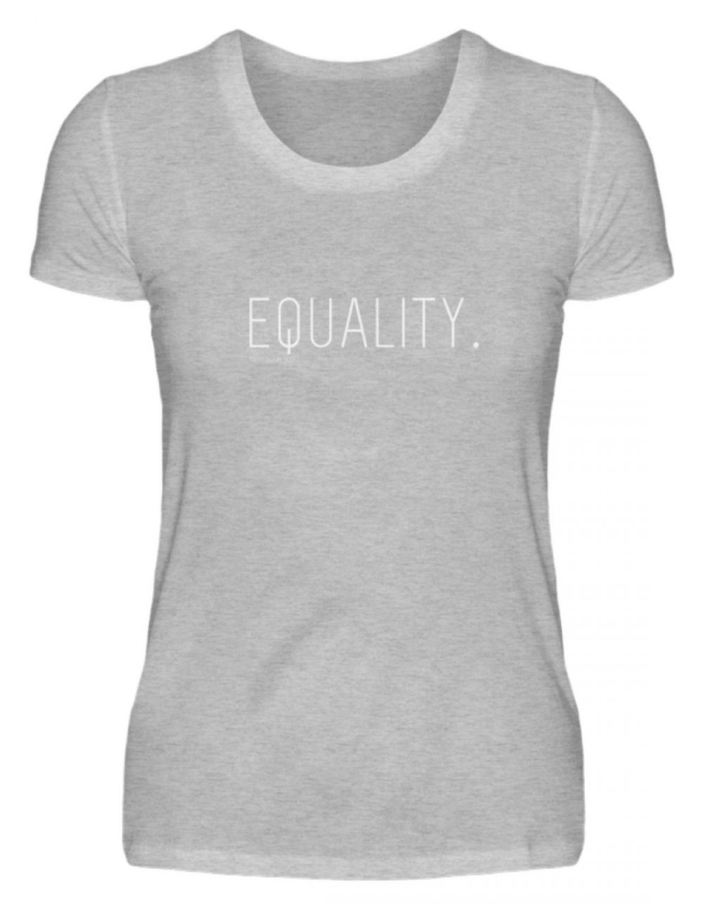 EQUALITY. - Damenshirt-17