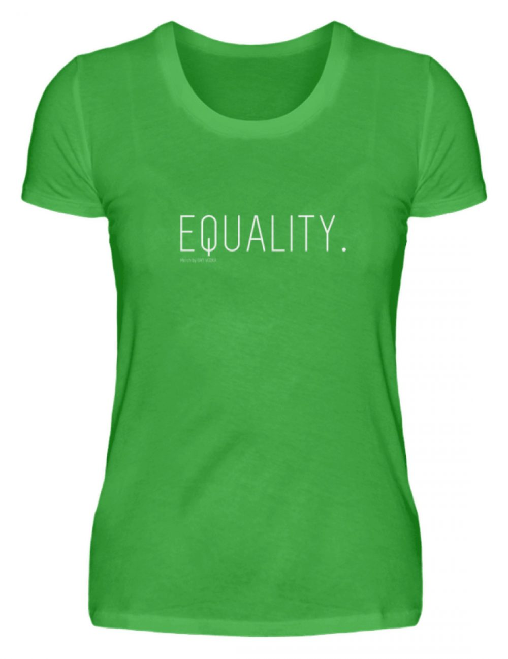 EQUALITY. - Damenshirt-2468