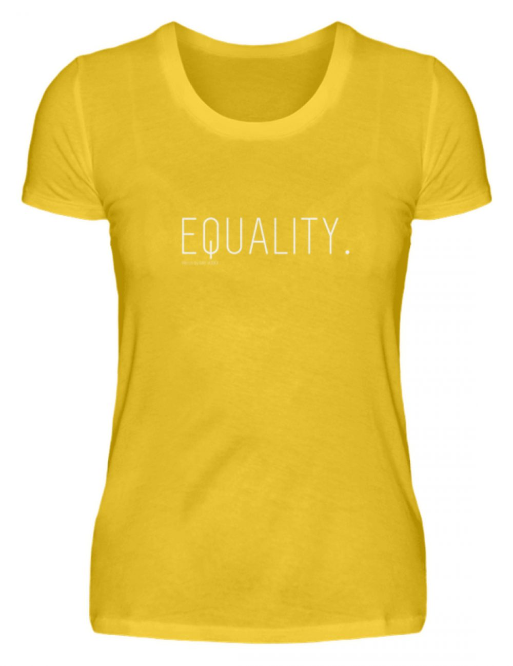 EQUALITY. - Damenshirt-3201