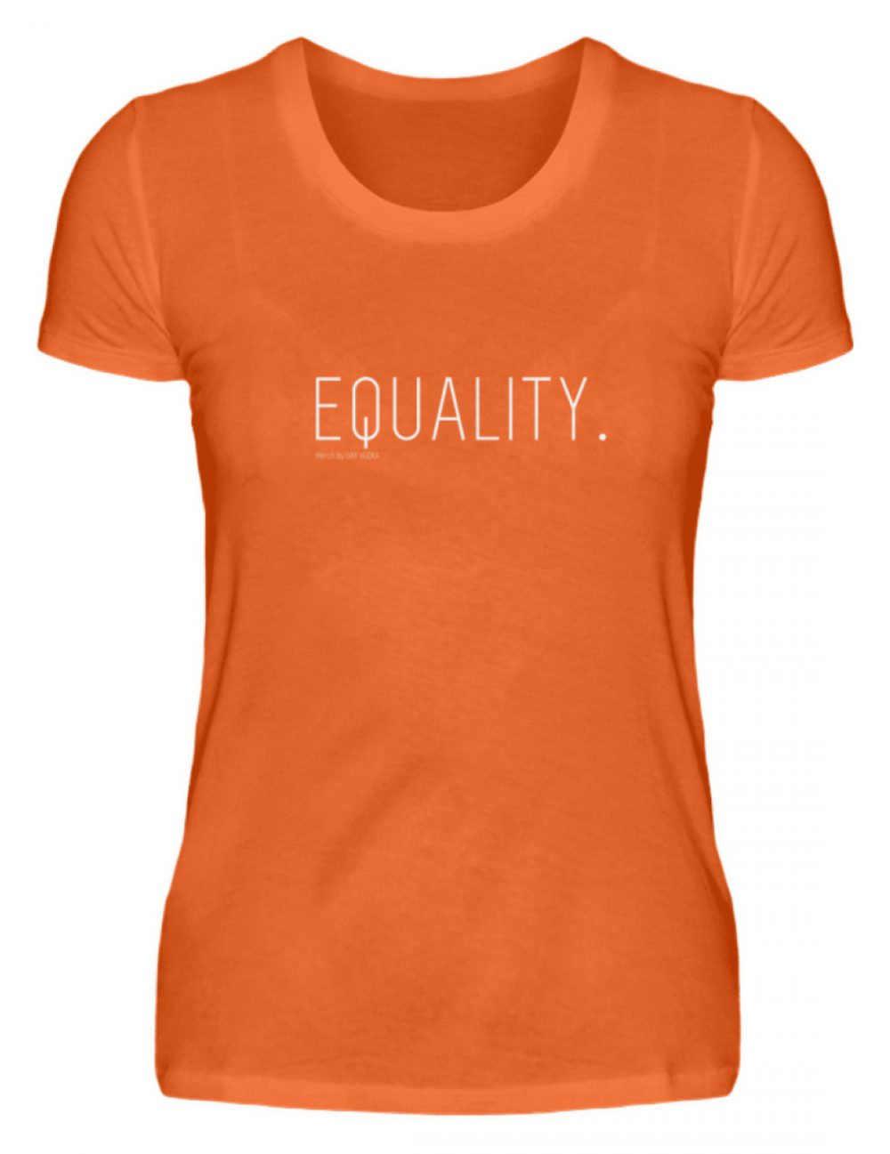EQUALITY. - Damenshirt-1692