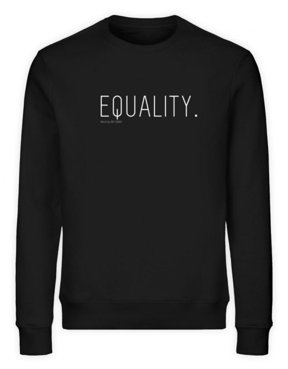 EQUALITY. - Unisex Organic Sweatshirt-16
