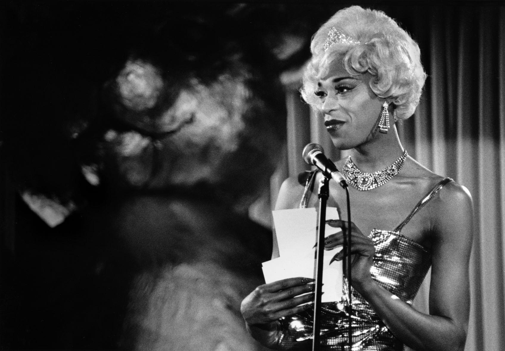 Nihad Nino Pušija: Queen Kenny at theTeddy Awards SO36, 1996
