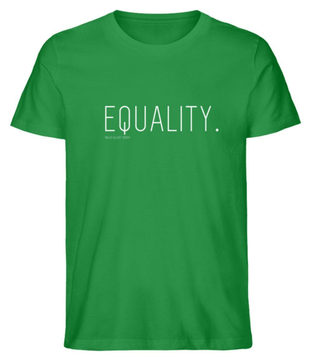 EQUALITY. - Herren Premium Organic Shirt-6890