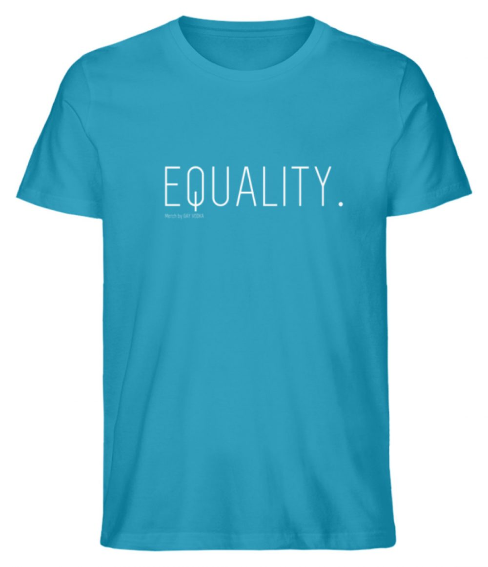 EQUALITY. - Herren Premium Organic Shirt-6885