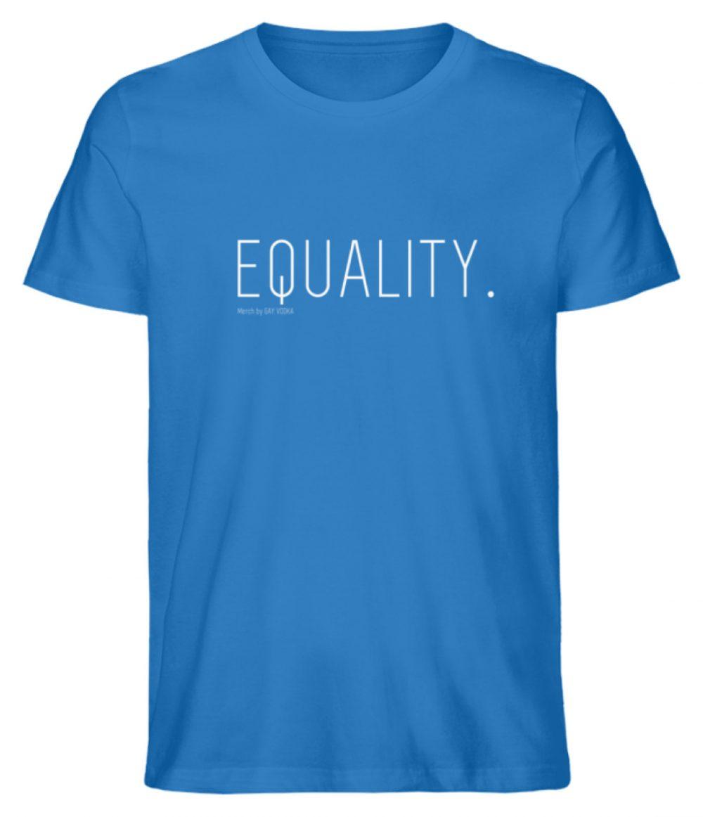 EQUALITY. - Herren Premium Organic Shirt-6886