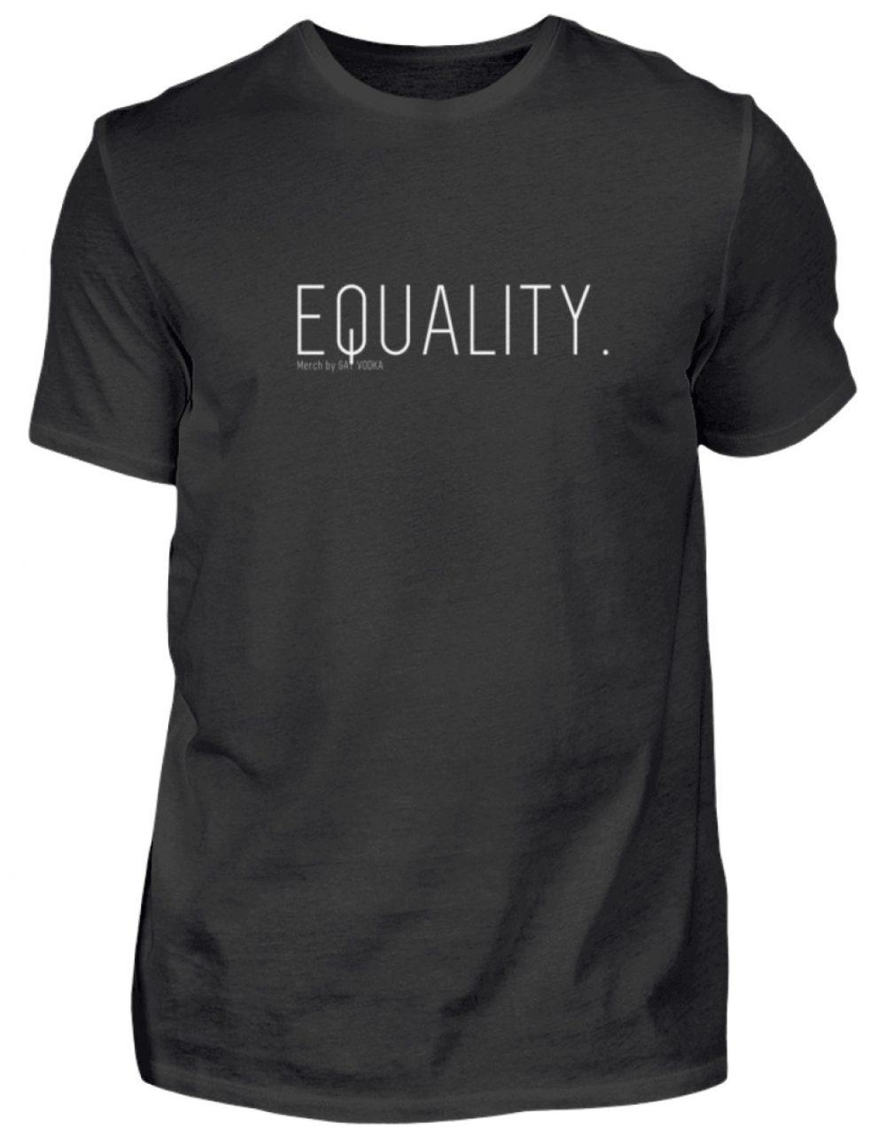 EQUALITY. - Herren Premiumshirt-16