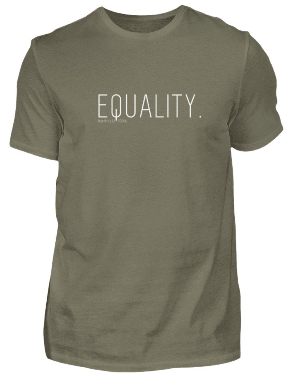 EQUALITY. - Herren Premiumshirt-627