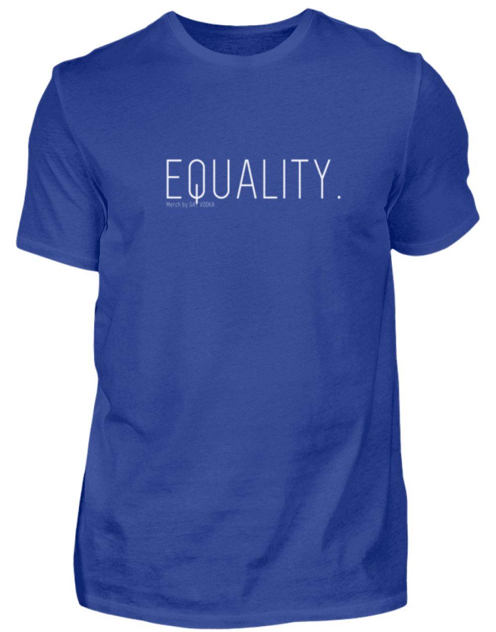 EQUALITY. - Herren Premiumshirt-27