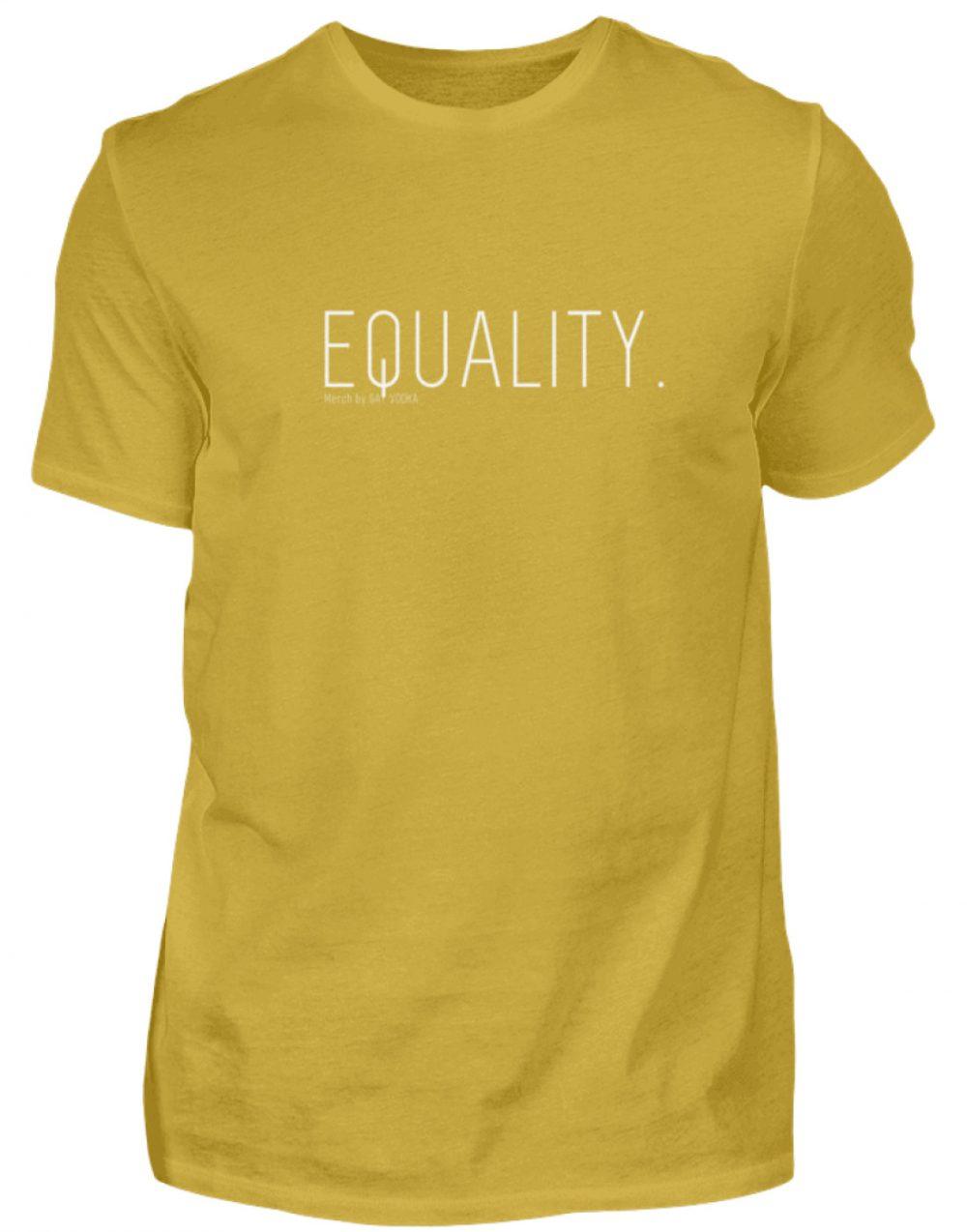 EQUALITY. - Herren Premiumshirt-2980
