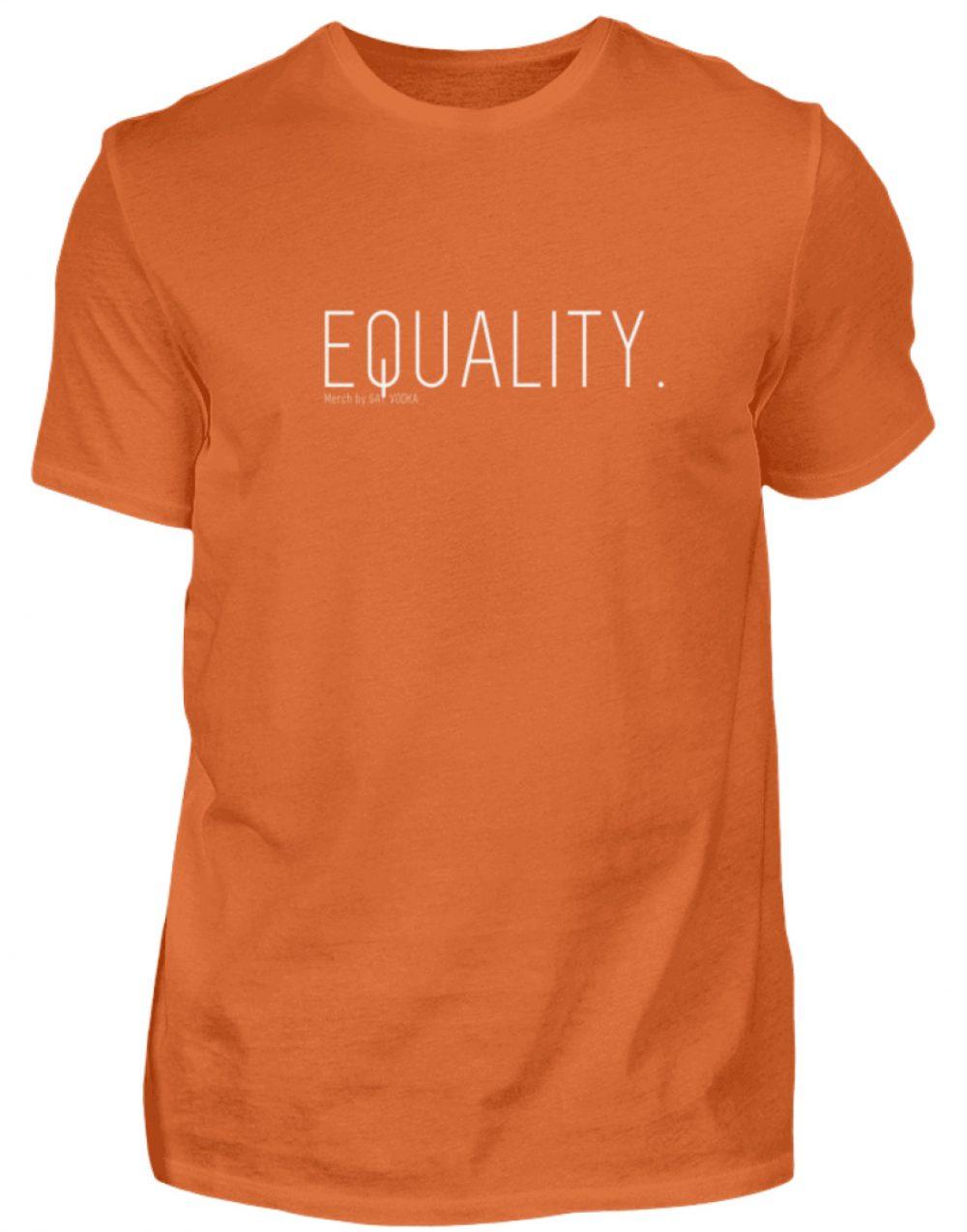 EQUALITY. - Herren Premiumshirt-2953
