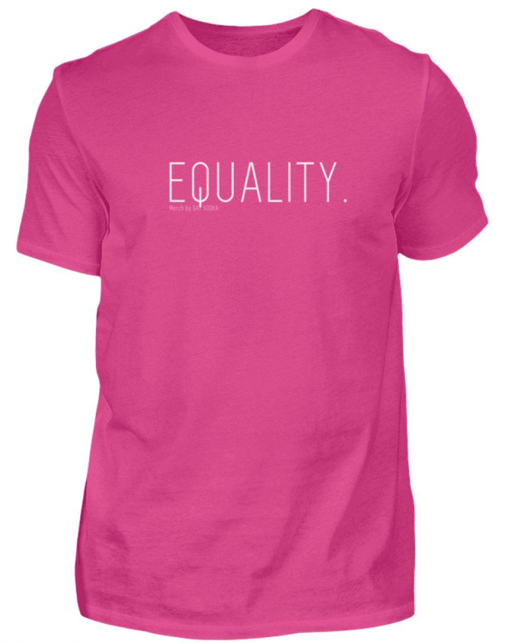 EQUALITY. - Herren Premiumshirt-28