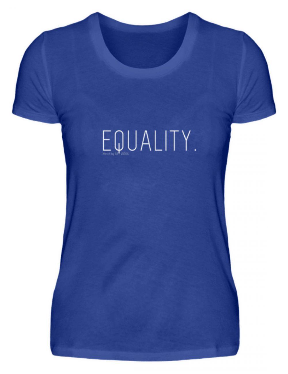 EQUALITY. - Damen Premiumshirt-27