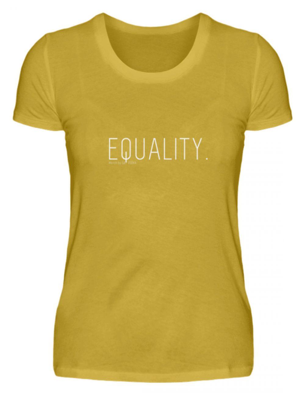 EQUALITY. - Damen Premiumshirt-2980