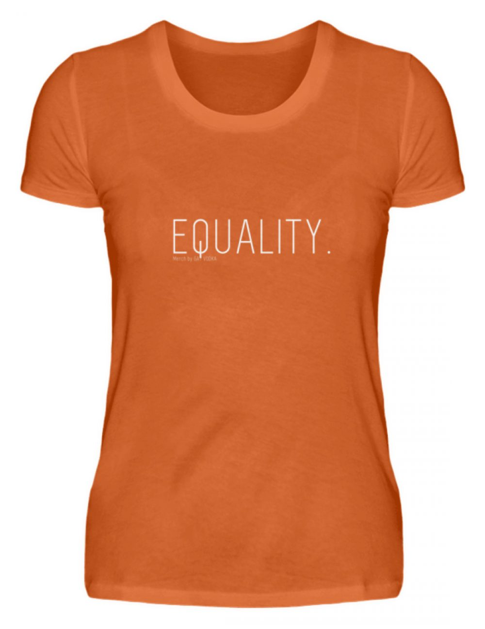 EQUALITY. - Damen Premiumshirt-2953