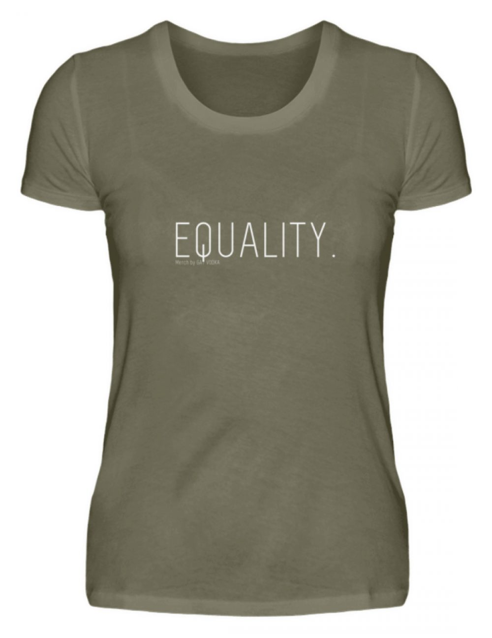EQUALITY. - Damen Premiumshirt-627