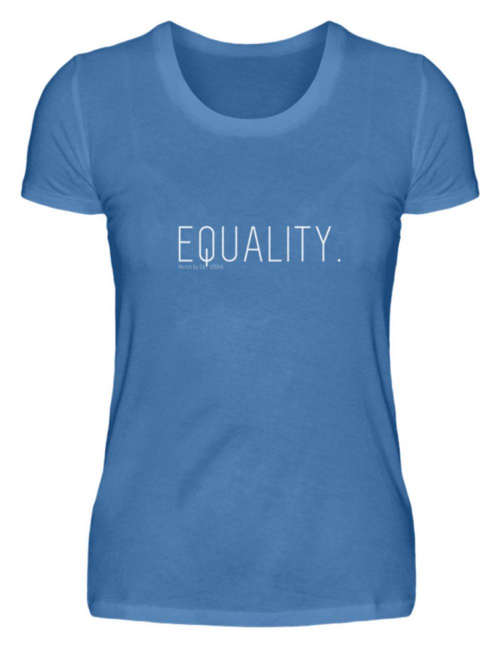 EQUALITY. - Damen Premiumshirt-2894