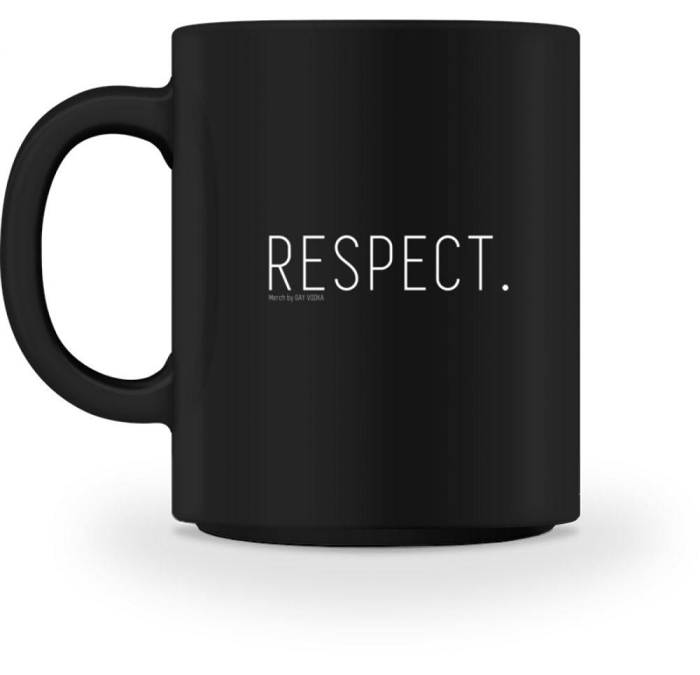 RESPECT. - Tasse-16