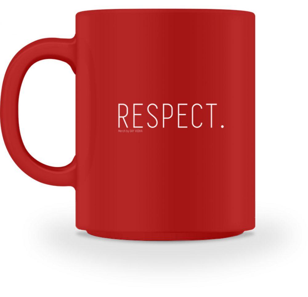 RESPECT. - Tasse-4