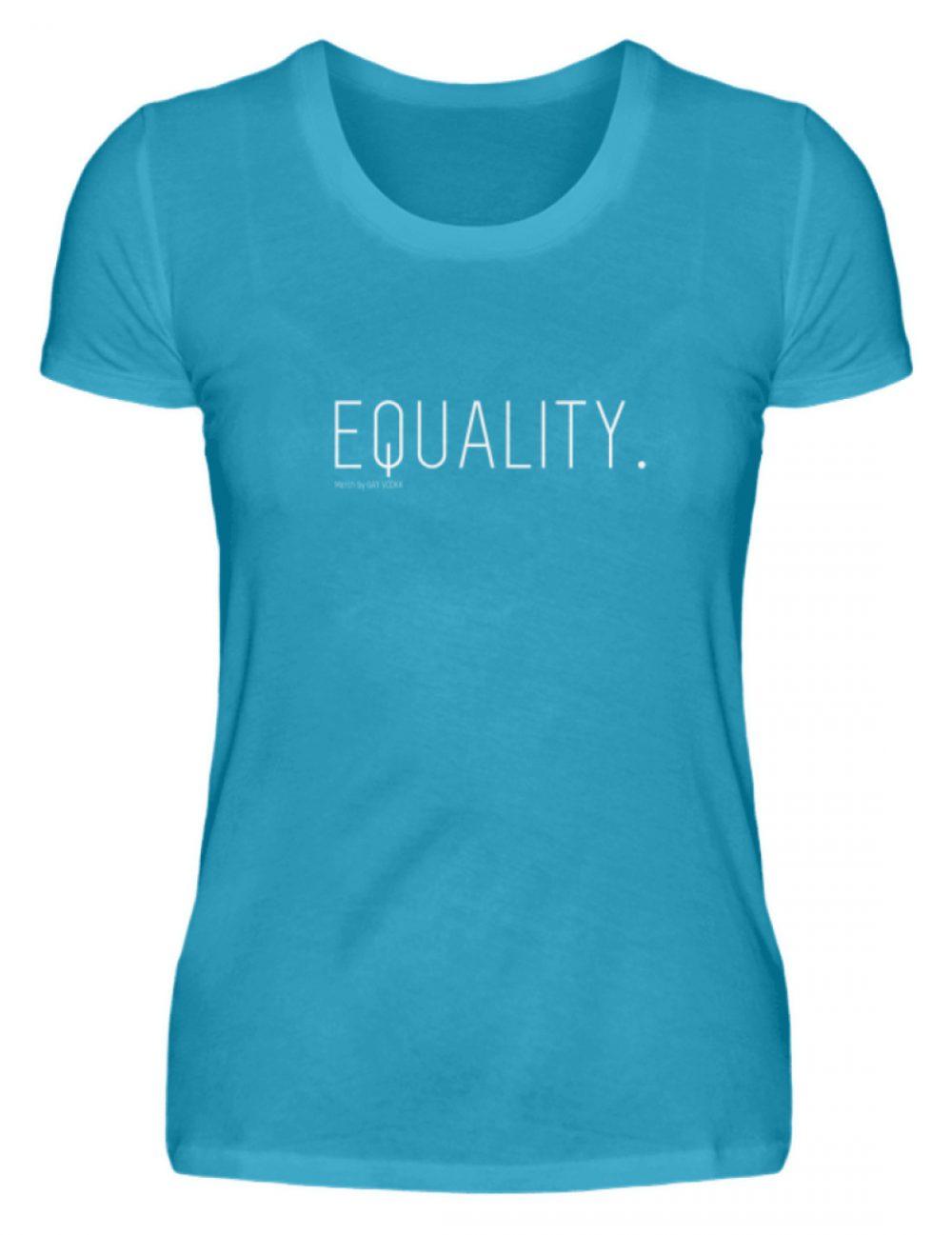 EQUALITY. - Damen Premiumshirt-3175