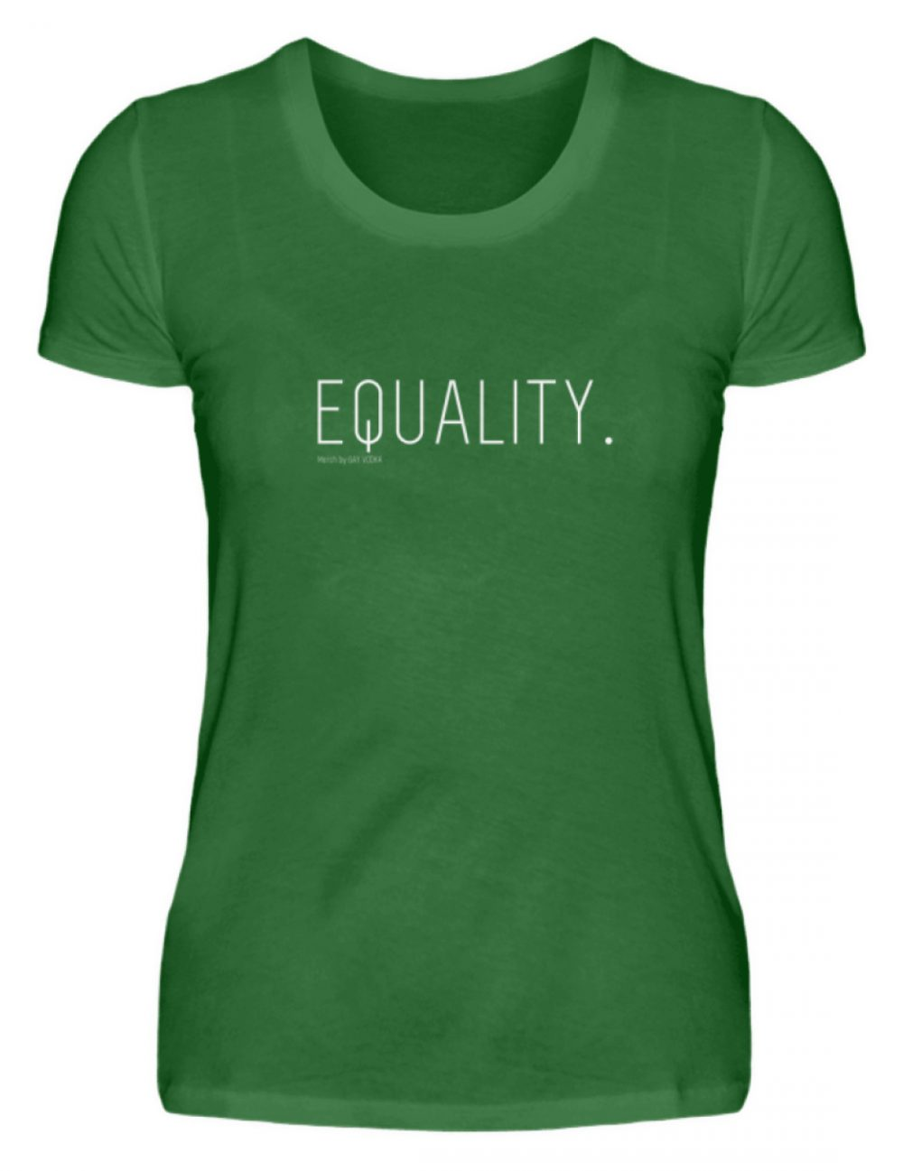 EQUALITY. - Damen Premiumshirt-30
