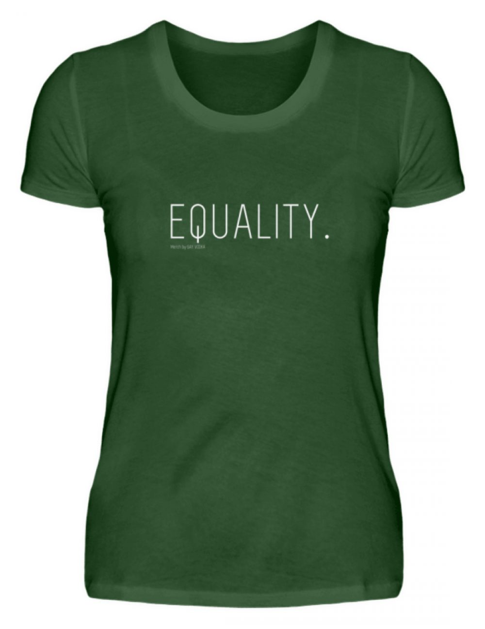 EQUALITY. - Damen Premiumshirt-2936